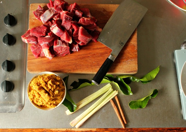 Beef rendang (4)