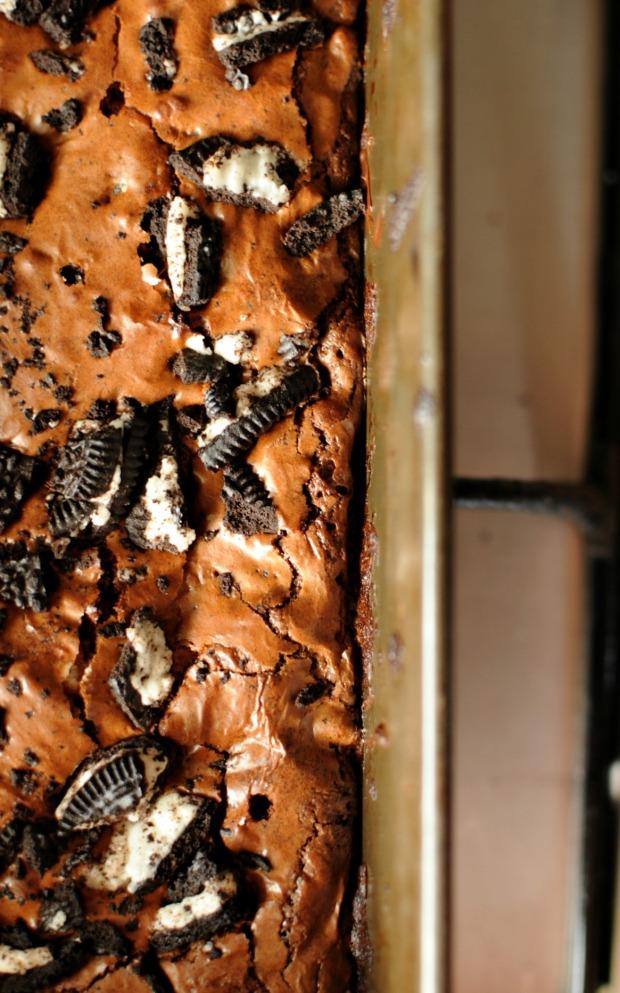 Oreo brownie (10)