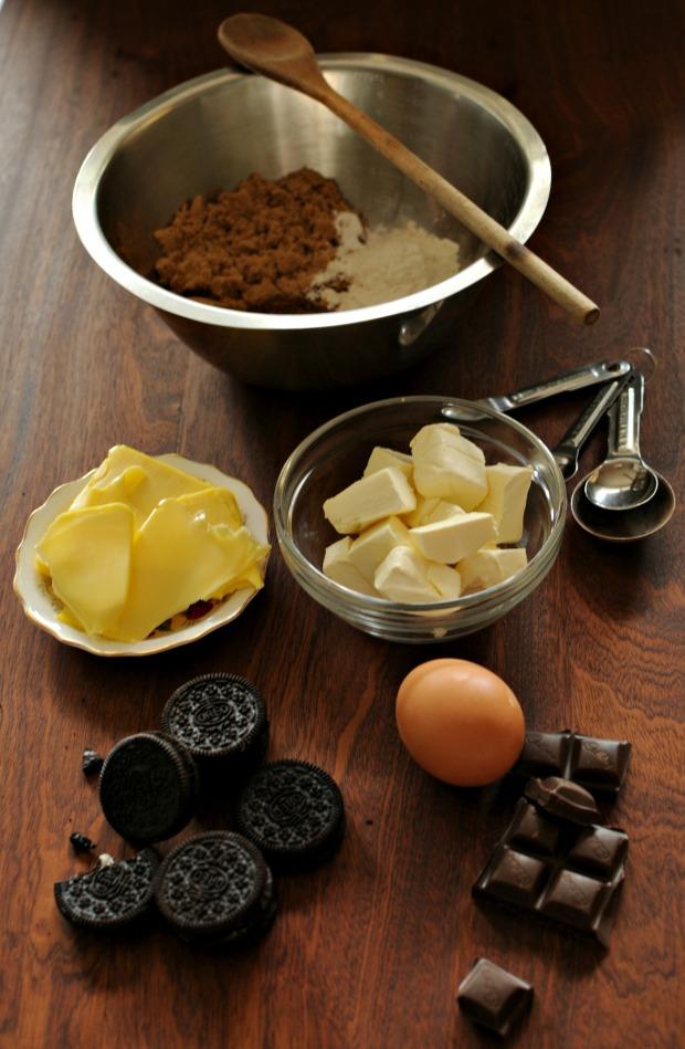 Oreo brownie (2)
